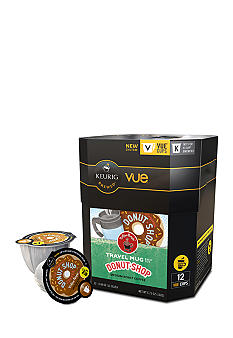 Keurig Coffee People Donut Shop Travel Mug Vue Pack 12 Count