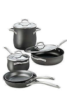 Calphalon Unison 8 pc Nonstick Cookware Set