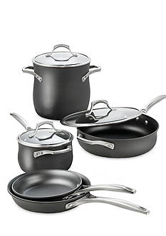 Calphalon Unison Nonstick 8-Piece Cookware Set