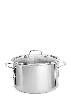 Calphalon Tri-Ply Stainless Steel 8 qt Stock Pot