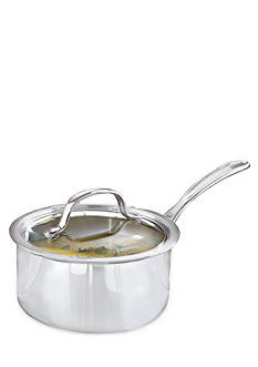 Calphalon® Tri-Ply Stainless Steel 1.5-qt. Sauce Pan