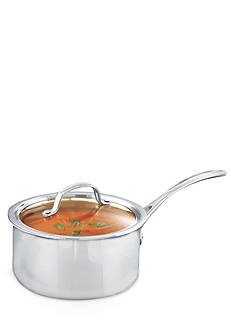 Calphalon® Tri-Ply Stainless Steel 2.5-qt. Sauce Pan