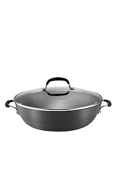 Calphalon Simply Hard Anodized Aluminum 12-in. All Purpose Pan