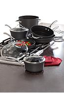 Calphalon® Contemporary Non Stick 11-pc Cookware Set