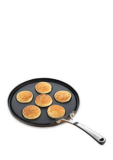 Calphalon® Simply Hard Anodized Silver Dollar Pancake Pan