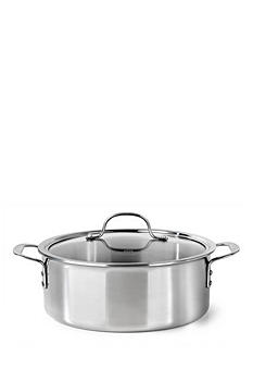 Calphalon Tri-Ply Stainless Steel 5 Quart Dutch Oven & Cover