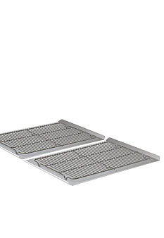 Calphalon Nonstick Bakeware 4-piece Large Cookie Sheet & Cooling Rack Set - Online Only