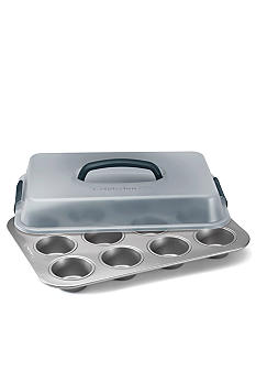 Calphalon Nonstick Bakeware 12-cup Covered Cupcake Pan - Online Only