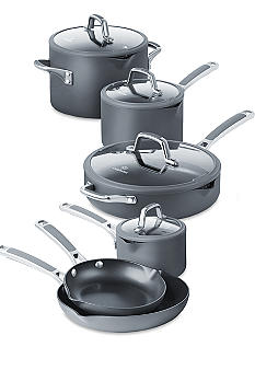 Calphalon&reg; Simply Easy System Nonstick 10 Piece Set<br>