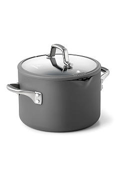 Calphalon&reg; Simply Easy System Nonstick 6-qt. Stock Pot & Cover<br>