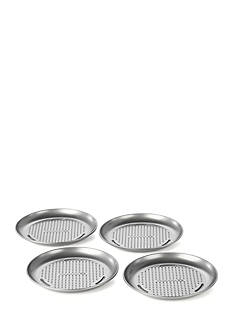 Calphalon Gourmet Nonstick Bakeware 4-Piece Mini Pizza Pan Set