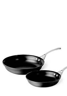 Calphalon Contemporary Hard Anodized Nonstick 10-in. & 12-in. Omelette Pan Set