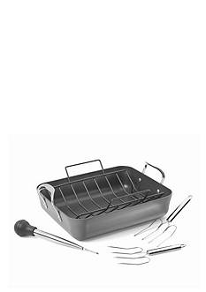 Calphalon Contemporary Nonstick Hard Anodized Aluminum Roaster