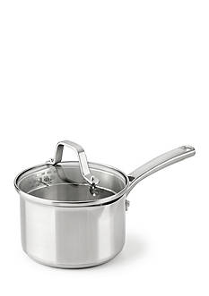 Calphalon® 1.5-qt. Stainless Steel Sauce Pan With Cover