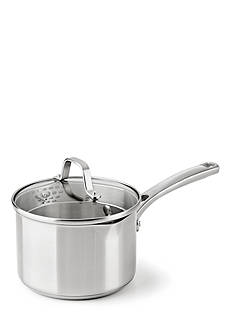 Calphalon Classic Stainless Steel 2.5-Quart Sauce Pan with Cover