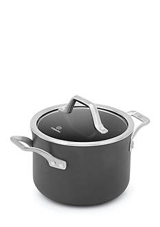 Calphalon Signature™ 4-qt. Non-stick Soup Pot with Cover