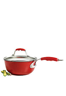 Denmark Enamel Cast Iron Light 2.3-qt. Sauce Pan - Online Only