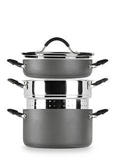 Tabletops Gallery Stax Living Nonstick 4-Piece Multi-Function Cooking System - Online Only