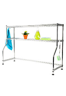 Tabletops Unlimited 2-Tier Sink Rack - Online Only
