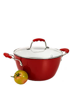 Denmark Enamel Cast Iron Light 4.4-qt. Covered Dutch Oven - Online Only