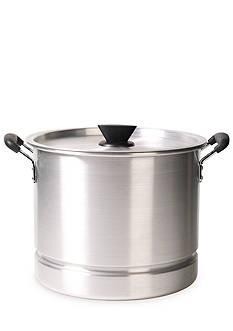 Tabletops Unlimited 24-qt. Stockpot and Steamer - Online Only