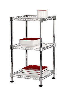 Tabletops Unlimited 10 Inch Square Rack - Online Only
