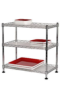 Tabletops Unlimited 10 Inch Rectangular Rack - Online Only
