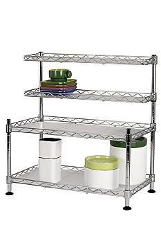 Tabletops Unlimited Baker's Shelf - Online Only