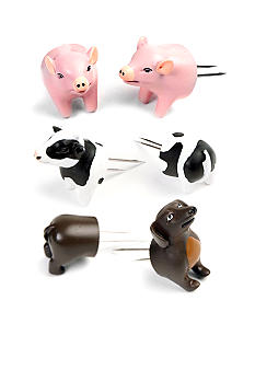 Cooks Tools Animal Shaped Corn Holders