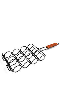 Cooks Tools Nonstick Adjustable Corn Grilling Basket
