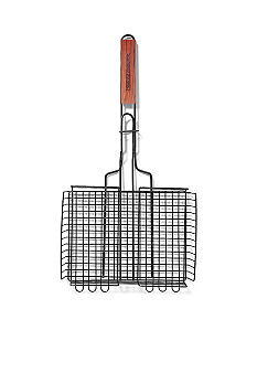 Cooks Tools Nonstick Rectangle Grilling Basket