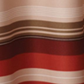 Discount Shower Curtains: Red Saturday Knight MADISON RED CURTAIN
