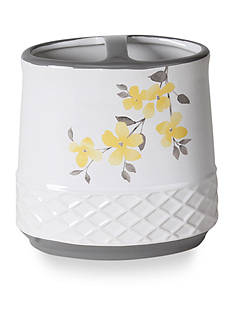 Saturday Knight SPRING GARDEN TOOTHBRUSH HOLDER