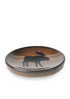 Saturday Knight SILHOUETTE WILDLIFE SOAP DISH