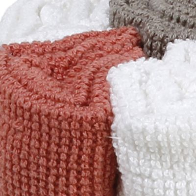 Luxury Bath Towels: Multi Saturday Knight CORAL GARDEN BATH TWL