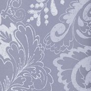 Shower Curtains: Blue Saturday Knight CHERIE FABRIC SHOWER CURTAIN