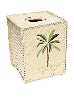 Fiji Tissue Box Cover`