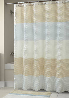 Croscill Aqualonia Shower Curtain