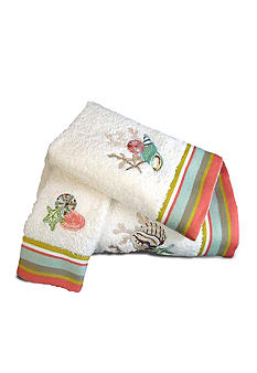 Coral Beach Towel Collection