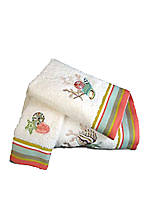 Coral Beach Collection Fingertip Towel 11-in. x 18-in.