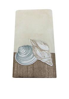 Croscill Shells Ashore Hand Towel
