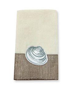 Croscill Shells Ashore Fingertip Towel