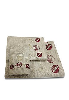 Croscill Arbor Leaves Towel Collection