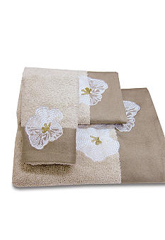 Croscill Hibiscus Towel Collection