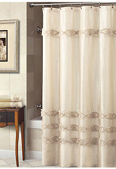 Croscill Jasmine Collection Shower Curtain