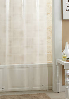 Excell 8 Gauge Peva Shower Curtain Liner