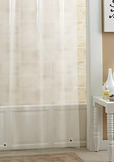 Excell 8 Gauge Peva Shower Curtain Liner