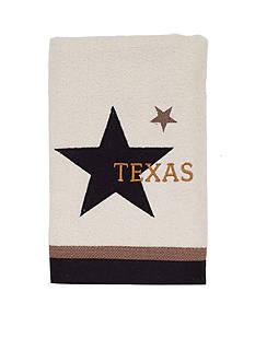 Avanti Lone Star State Hand Towel