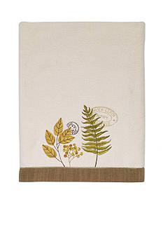 Avanti Foliage Garden Bath Towel