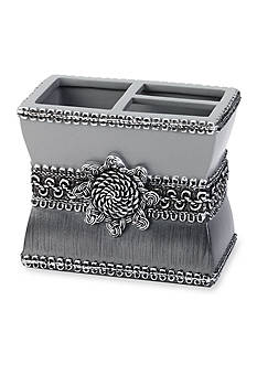 Avanti Braided Medallion Granite Toothbrush Holder